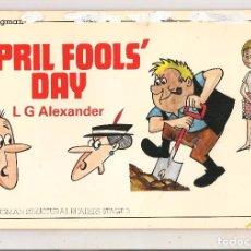 Comics: APRIL FOLS´ DAY. L G ALEXANDER. (Z/C12). Lote 67503281
