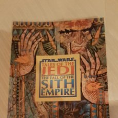 Cómics: STAR WARS - TALES OF THE JEDI - THE FALL OF THE SITH EMPIRE - COMPLETO - DARK HORSE - COMIC USA. Lote 68384573
