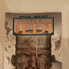 Cómics: STAR WARS - TALES OF THE JEDI - REDEMPTION - COMPLETO - DARK HORSE - COMIC USA. Lote 68386373
