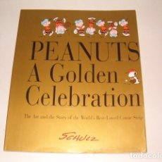 Cómics: DAVID LARKIN (EDI.). PEANUTS: A GOLDEN CELEBRATION. RM77764. . Lote 68888449
