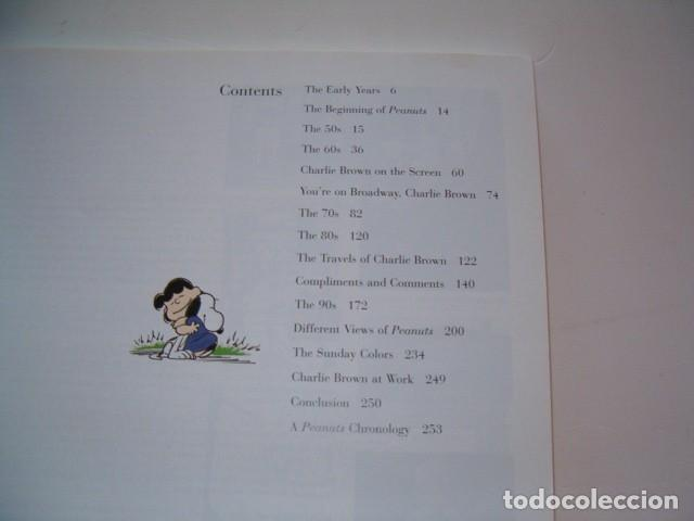 Cómics: DAVID LARKIN (EDI.). Peanuts: A Golden Celebration. RM77764. - Foto 2 - 68888449