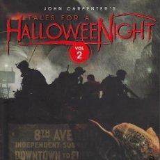 Cómics: JOHN CARPENTER - TALES FOR A HALLOWEEN NIGHT VOLUME 2 (STORM KING,2016) - TERROR. Lote 68962569