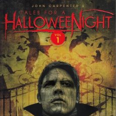 Cómics: JOHN CARPENTER - TALES FOR A HALLOWEEN NIGHT VOLUME 1 (STORM KING,2015) - TERROR. Lote 68962749