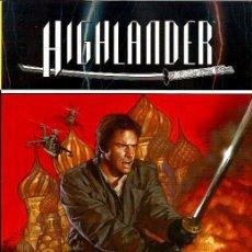 Cómics: HIGHLANDER HC # 1 (DYNAMITE,2008) - TAPA DURA - REGULAR EDITION - CONNOR COVER. Lote 69533681
