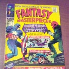 Cómics: FANTASY MASTERPIECES N 6 USA AÑO 1966 COMPLETO. Lote 70110881