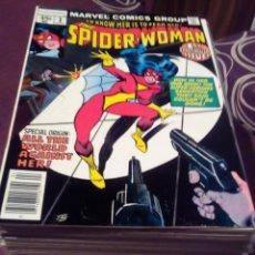 Cómics: SPIDER-WOMAN N 1 AL 50 USA AÑO 1978 COMPLETA L4P7. Lote 70174149
