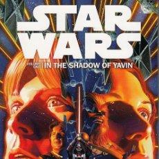 Cómics: STAR WARS TPB # 1 - IN THE SHADOW OF YAVIN (DARK HORSE,2013) - 1ST PRINTING - BRIAN WOOD. Lote 70193373