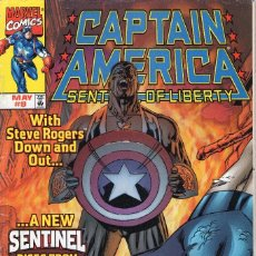 Cómics: CAPTAIN AMERICA #9. MARVEL 1998. Lote 134805721