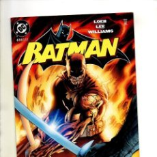 Cómics: BATMAN 616 - DC 2003 - VFN/NM 9.0 JEPH LOEB / JIM LEE. Lote 71427091
