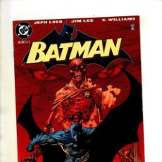 Cómics: BATMAN 618 - DC 2003 - VFN/NM 9.0 JEPH LOEB / JIM LEE. Lote 71427163