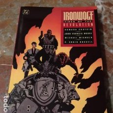 Cómics: IRON WOLF FIRES OF THE REVOLUTION- DC COMICS. Lote 72417835