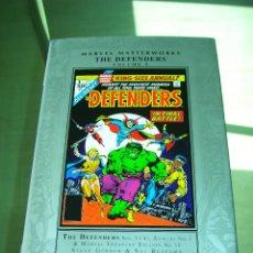 Cómics: MARVEL MASTERWORKS DEFENDERS HC Nº 5. Lote 74660835