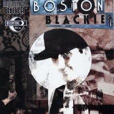 Cómics: MOONSTONE NOIR: BOSTON BLACKIE, ONE SHOT, MOONSTONE, 2.002, USA. Lote 76965957