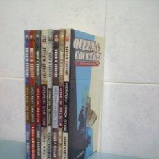 Cómics: QUEEN & COUNTRY. DEL 1 AL 8. EN INGLÉS.. Lote 77559589