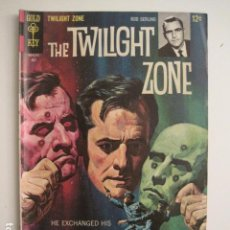 Cómics: THE TWILIGHT ZONE - NO. 22 - JULIO 1967 - COMIC GOLD KEY -VER FOTOS - (V-9264). Lote 77802965