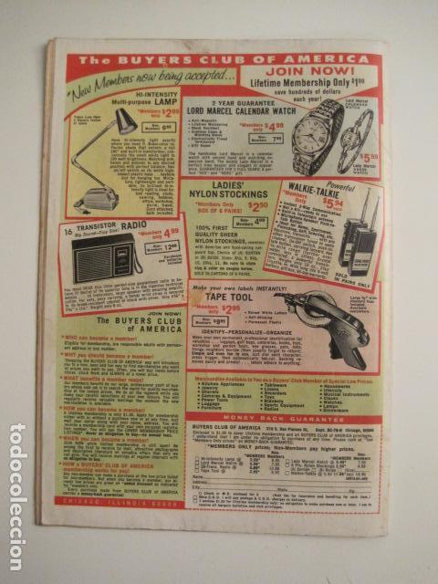 Cómics: THE TWILIGHT ZONE - NO. 22 - JULIO 1967 - COMIC GOLD KEY -VER FOTOS - (V-9264) - Foto 5 - 77802965