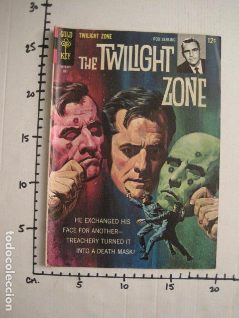 Cómics: THE TWILIGHT ZONE - NO. 22 - JULIO 1967 - COMIC GOLD KEY -VER FOTOS - (V-9264) - Foto 6 - 77802965