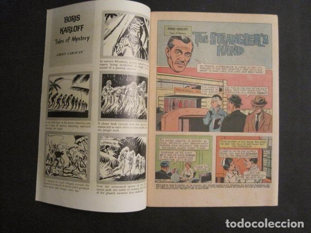 Cómics: BORIS KARLOFF - NO. 19- SEPTIEMBRE 1967 - COMIC GOLD KEY -VER FOTOS - (V-9267) - Foto 2 - 77804061