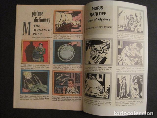 Cómics: BORIS KARLOFF - NO. 19- SEPTIEMBRE 1967 - COMIC GOLD KEY -VER FOTOS - (V-9267) - Foto 4 - 77804061
