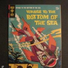 Cómics: VOYAGE TO THE BOTTOM OF THE SEA - NO. 14- NOVEMBRE 1968 - COMIC GOLD KEY -VER FOTOS - (V-9268). Lote 77804697