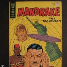 Cómics: MANDRAKE THE MAGICIAN - NO. 6 - JULIO 1967 - KING COMICS -VER FOTOS - (V-9272). Lote 77806269