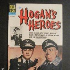 Cómics: HOGAN´S HEROES - NO. 8 - SEPTIEMBRE 1967 - DELL COMICS -VER FOTOS - (V-9275). Lote 77807193
