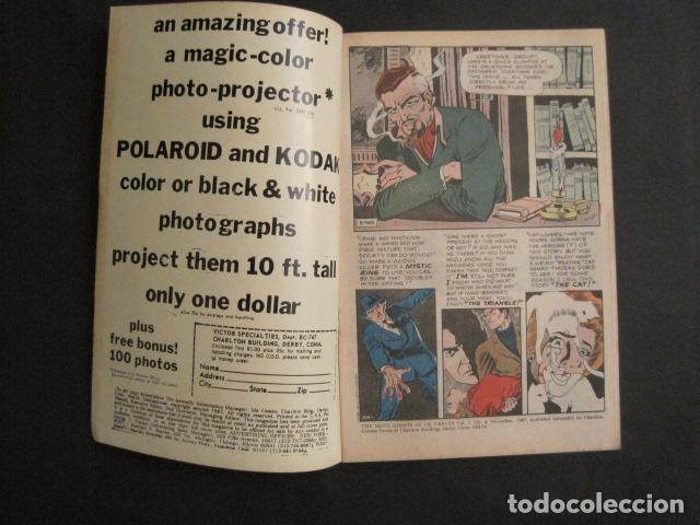 Cómics: GHOSTS OF DOCTOR GRAVES - NO. 4 - NOVIEMBRE 1967 - CHARLTON COMICS -VER FOTOS - (V-9276) - Foto 2 - 77807625
