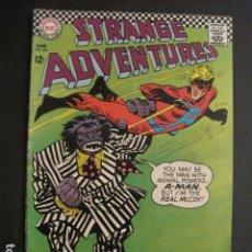Cómics: STRANGE ADVENTURES -ANIMAL MAN - NO.201 - JUNIO 1967 - DC COMICS -VER FOTOS - (V-9286). Lote 77823017