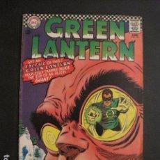Cómics: GREEN LANTERN - NO.53- JUNIO 1967 - DC COMICS -VER FOTOS - (V-9289). Lote 77823829