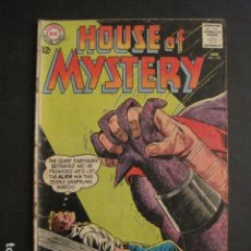 Cómics: HOUSE OF MYSTERY - NO.140- ENERO 1964 - DC COMICS -VER FOTOS - (V-9290). Lote 77824221