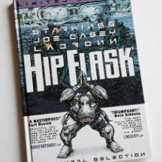 Cómics: OCASION NAVIDAD: HIP FLASK: UNNATURAL SELECTION; EL ALBUM ORIGINAL CON UNA PORTADA ALTERNATIVA. Lote 78205129