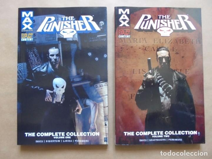 The punisher max - the complete collection - to - Sold through ...