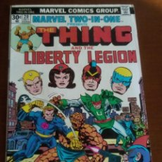 Cómics: MARVEL TWO IN ONE N 20 USA AÑO 1976. Lote 79799469