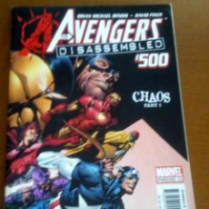 Cómics: AVENGERS N 500 USA AÑO 2004. Lote 79801257