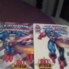 Cómics: CAPTAIN AMERICA HEROES RETURN N 1 USA AÑO 1998 LEER DESCRIPCION. Lote 79804545