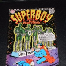 Cómics: SUPERBOY Nº 136 –DC 1967 - SUPERBOY VISITS THE 50TH CENTURY - CURT SWAN GEORGE KLEIN - IMPRESO EN U.. Lote 79988969