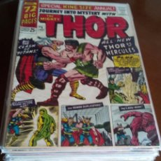 Cómics: JOURNEY INTO MYSTERY THOR 19 ANUALES. Lote 80028393