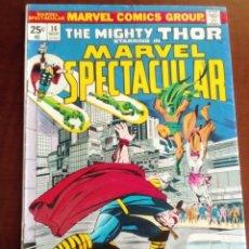 Cómics: THOR MARVEL SPECTACULAR N 14 USA AÑO 1974. Lote 80257837