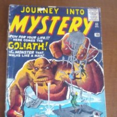 Cómics: JOURNEY INTO MYSTERY N 63 USA AÑO 1960 LEER DESCRIPCION¡¡¡¡¡¡. Lote 80547866
