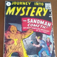 Cómics: JOURNEY INTO MYSTERY N 70 USA AÑO 1961. Lote 80561914