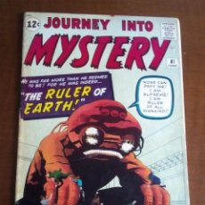 Cómics: JOURNEY INTO MYSTERY N 81 USA AÑO 1962. Lote 80585646