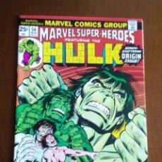 Cómics: HULK MARVEL SUPERHEROES N 56 USA AÑO 1976. Lote 80727354