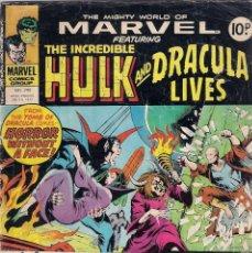 Comics - Hulk and Dracula Lives. - 81015488