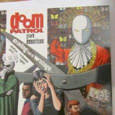 Cómics: DOOM PATROL. CRAWLING FROM THE WRECKAGE DE GRANT MORRISON (DC COMICS). Lote 81029328