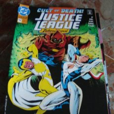Cómics: JUSTICE LEAGUE INTERNACIONAL 52 - DC COMICS. Lote 81061208