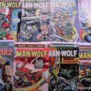 Cómics: CREATURES ON THE LOOSE. MAN WOLF 30 AL 37. Lote 81434404