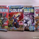 Cómics: STRANGE TALES. THE GOLEM. 174-176-178 MARVEL TWO IN ONE 11. THE THING AND THE GOLEM. Lote 81439024