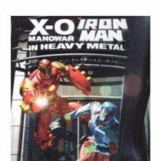 Comics - X-O Manowar / Iron Man: In Heavy Metal #1 (Sep 1996, Acclaim / Valiant) - 81972208
