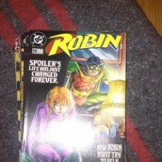 Cómics: ROBIN NºS 59 AL 78. Lote 82059708