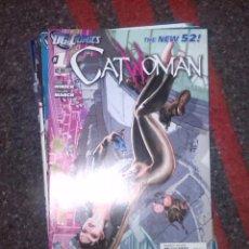 Cómics: CATWOMAN NºS 1 AL 8 - THE NEW 52 - 2011 - JUDD WINICK & GUILLEM MARCH. Lote 82062136
